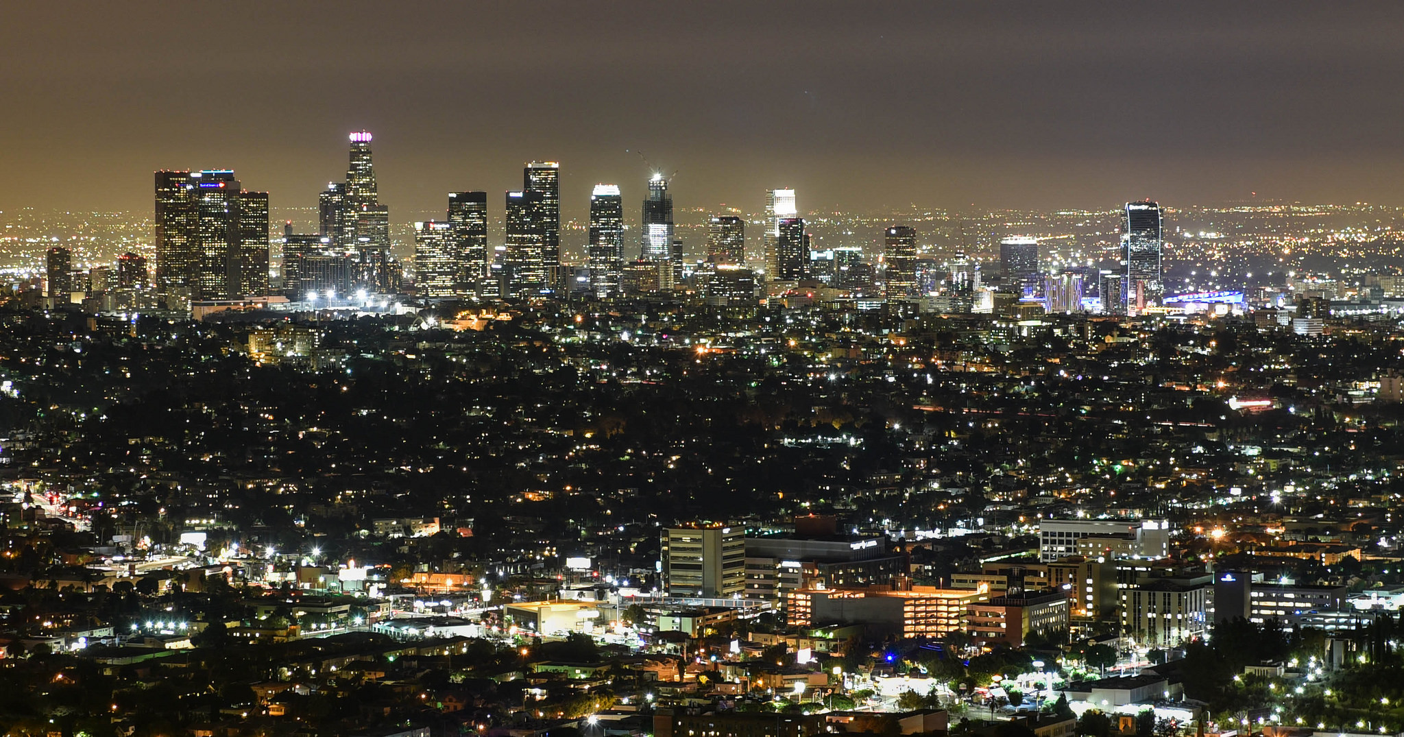Los Angeles Ingress Charts – Spring to Winter 2019